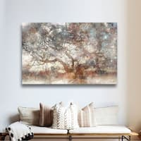The Gray Barn Roozbeh Bahramali's 'Wisdom Tree' Gallery Wrapped Canvas Art