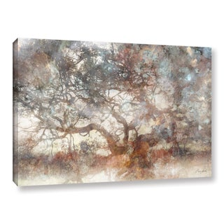 The Gray Barn Roozbeh Bahramali's 'Wisdom Tree' Gallery Wrapped Canvas Art (5 options available)