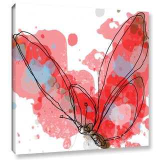Irena Orlov's 'Butterfly 8' Gallery Wrapped Canvas