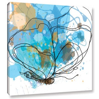 Irena Orlov's 'Butterfly 11' Gallery Wrapped Canvas