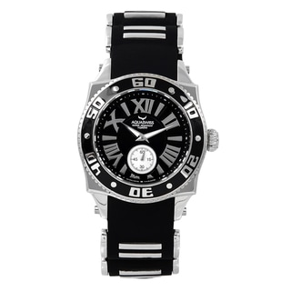 Aquaswiss Unisex 62G0020 Black Stainless Steel Swissport G Watch