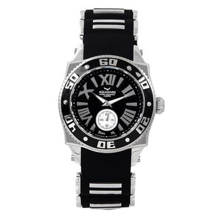 Aquaswiss Unisex 62G0020 Black Stainless Steel Swissport G Watch