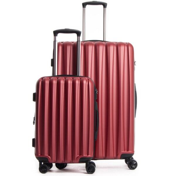 349a07bcc Calpak Verdugo 2-piece Expandable Lightweight Hardside Spinner Luggage Set