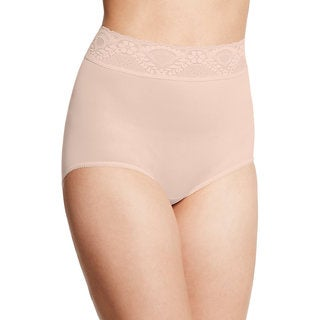 Lacy Skamp Women's Nude Brief Panty
