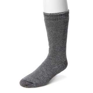 MUK LUKS® Men's 1-Pair Heat Retainer Thermal Socks