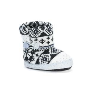 Muk Luks Baby Slippers