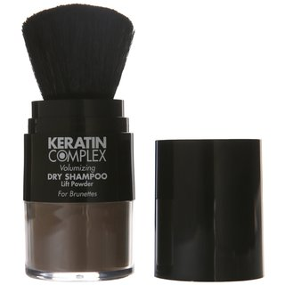 Keratin Complex Volumizing 0.31-ounce Dry Shampoo Lift Powder for Brunettes