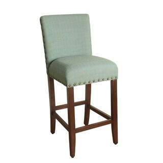 HomePop 29-inch Bar Height Seafoam Upholstered Barstool|https://ak1.ostkcdn.com/images/products/12136424/P18993103.jpg?_ostk_perf_=percv&impolicy=medium