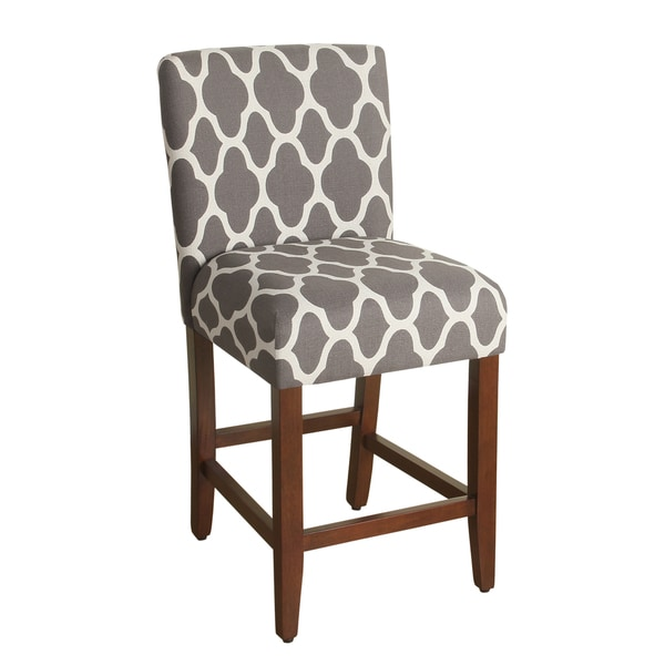 HomePop 24 inch Counter Height Geo Bright Warm Grey  : HomePop Upholstered Barstool Geo Bright Warm Gray 24 Counter Height a3d1e062 2e5e 43b9 80d3 c4f224e2ef6e600 from www.overstock.com size 600 x 600 jpeg 36kB