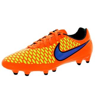 Nike Men's Magista Orden Fg Orange/ Orange/Hyp Soccer Cleat