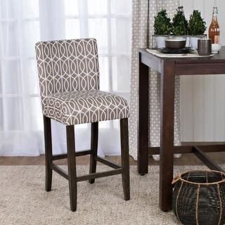 HomePop Finely 24-inch Counter Height Barstool|https://ak1.ostkcdn.com/images/products/12136455/P18993133.jpg?impolicy=medium