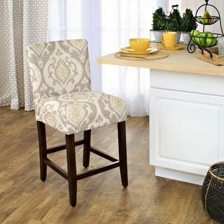 HomePop Suri 24-inch Counter Height Barstool|https://ak1.ostkcdn.com/images/products/12136459/P18993135.jpg?impolicy=medium