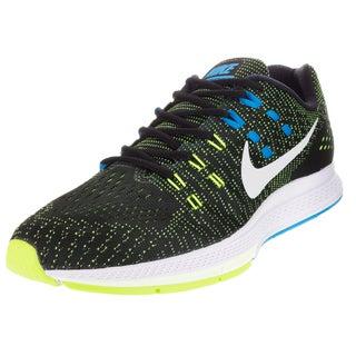 Nike Men's Air Zoom Structure 19 Black/Pure Platinum/ Running Shoe