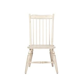 Oak Hill Farmhouse Windsor Back Dining Chair