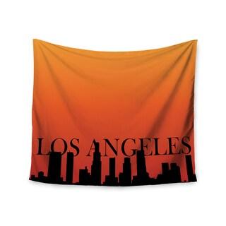 Kess InHouse KESS InHouse 'Los Angeles' 51x60-inch Wall Tapestry