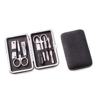 Ultra Suede 9-piece Manicure Set