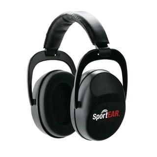 Sport Ear XTP Black NRR 24 dB Passive Earmuffs