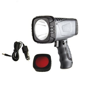 LuxPro 860 Grey 350-lumen Rugged Spotlight