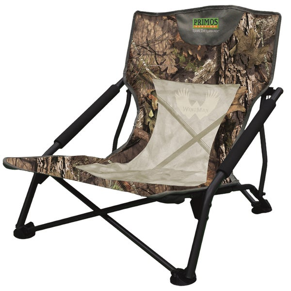 Primos Mossy Oak Country Camo Wingman Chair