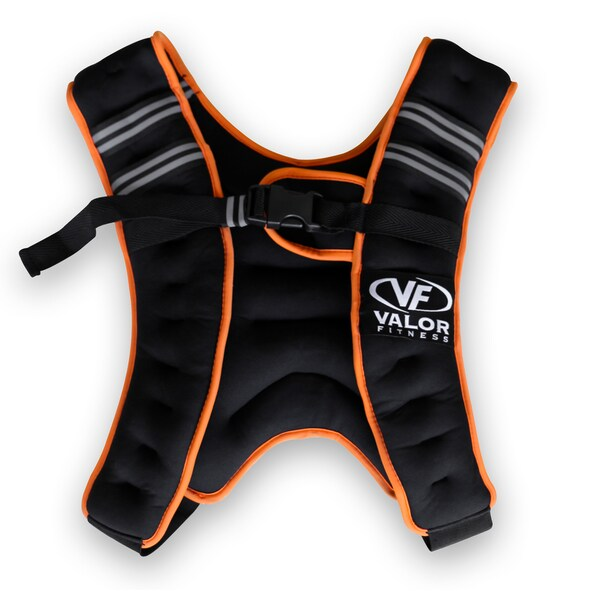 Valor Fitness EH-18 18-pound Weight Vest