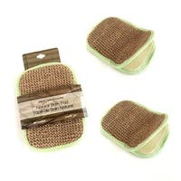 Rucci Jute/ Bamboo Soap Bag (Pack of 3)