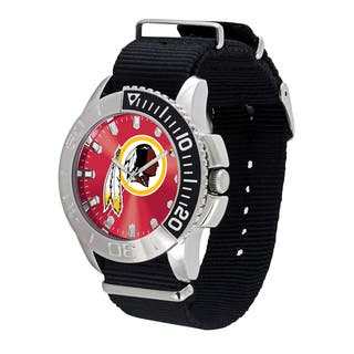 Washington Redskins NFL Starter Men's Watch|https://ak1.ostkcdn.com/images/products/12137224/P18993785.jpg?impolicy=medium