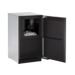 U-Line 3000 Series 3018 18-inch Integrated Clear Ice Maker with Out Pump https://ak1.ostkcdn.com/images/products/12137227/P18993754.jpg?impolicy=medium