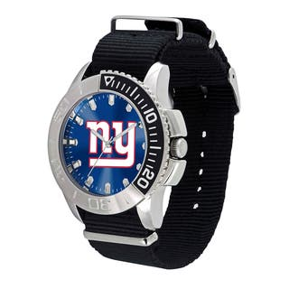 New York Giants NFL Starter Men's Watch|https://ak1.ostkcdn.com/images/products/12137233/P18993795.jpg?impolicy=medium