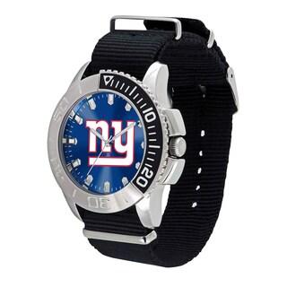 New York Giants NFL Starter Men's Watch