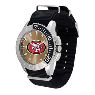 San Francisco 49ers NFL Starter Men's Watch|https://ak1.ostkcdn.com/images/products/12137234/P18993789.jpg?impolicy=medium