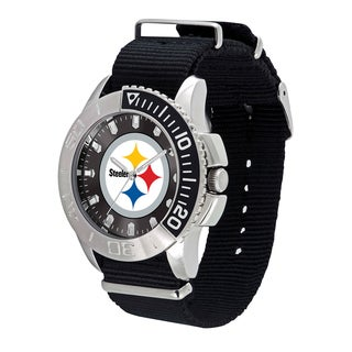 Pittsburgh Steelers NFL Starter Men's Watch|https://ak1.ostkcdn.com/images/products/12137236/P18993791.jpg?_ostk_perf_=percv&impolicy=medium