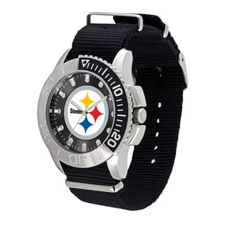 Pittsburgh Steelers NFL Starter Men's Watch|https://ak1.ostkcdn.com/images/products/12137236/P18993791.jpg?impolicy=medium