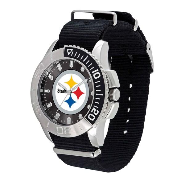 Pittsburgh Steelers NFL Starter Men's Watch
