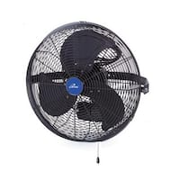 iLIVING 14-inch Wall Mount Outdoor Fan (Misting Kit Sold Separately)