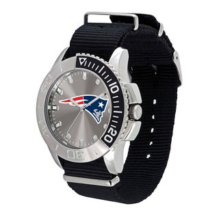 New England Patriots NFL Starter Men's Watch