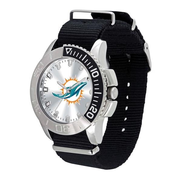 Miami Dolphins NFL Starter Men's Watch