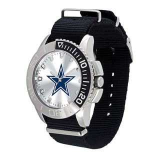 Dallas Cowboys NFL Starter Men's Watch|https://ak1.ostkcdn.com/images/products/12137257/P18993808.jpg?impolicy=medium