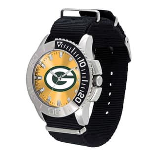 Green Bay Packers NFL Starter Men's Watch|https://ak1.ostkcdn.com/images/products/12137262/P18993805.jpg?impolicy=medium