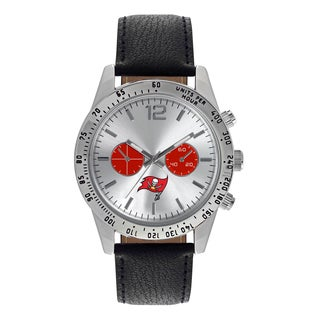 Tampa Bay Buccaneers NFL Letterman Men's Watch