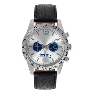Seattle Seahawks NFL Letterman Men's Watch