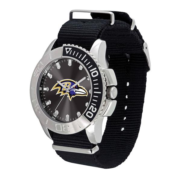 Baltimore Ravens NFL Starter Men's Watch