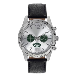 New York Jets NFL Letterman Men's Watch