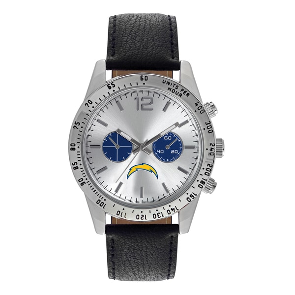 San Diego Chargers NFL Letterman Men's Watch