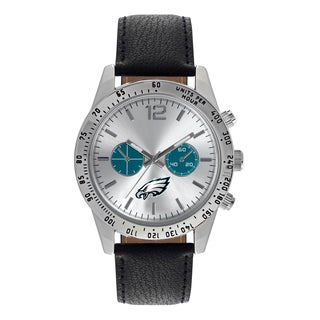 Philadelphia Eagles NFL Letterman Men's Watch