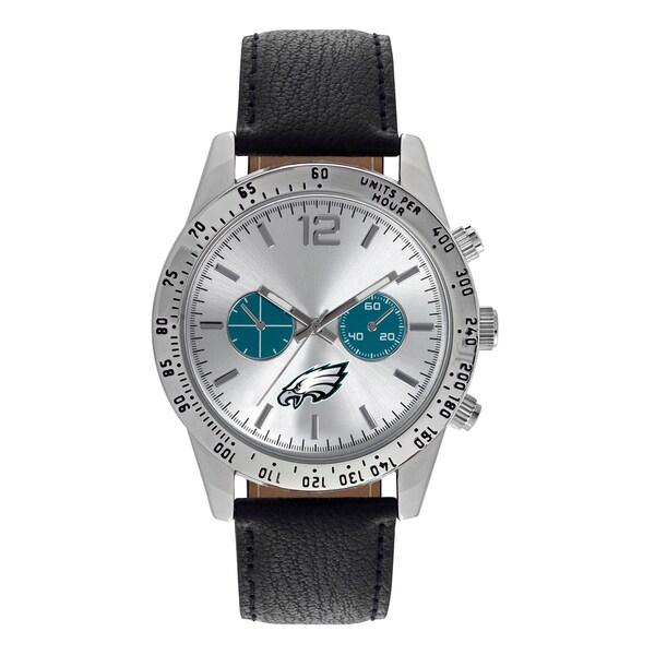 Philadelphia Eagles NFL Letterman Men's Watch