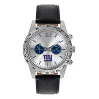 New York Giants NFL Letterman Men's Watch
