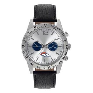 Denver Broncos NFL Letterman Men's Watch