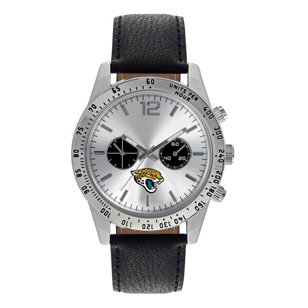 Jacksonville Jaguars NFL Letterman Men's Watch