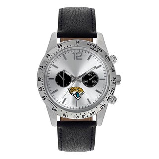 Jacksonville Jaguars NFL Letterman Men's Watch