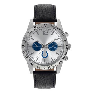 Indianapolis Colts NFL Letterman Men's Watch
